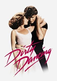 Filmplakat Dirty Dancing
